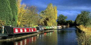 Shropshire Union Canal - paas.co.uk